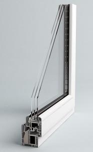 Przekrój okna