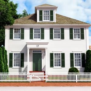 Dom kolonialny